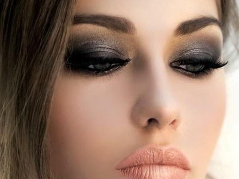 как макияжем сделать нос меньше