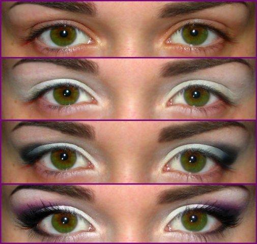 Как сделать глаза выразительными