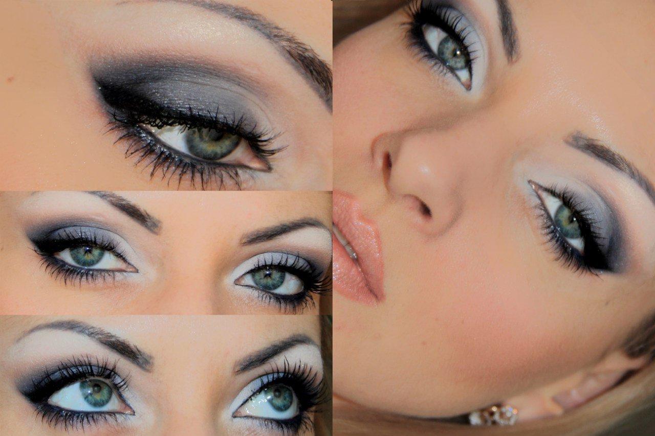 """Картинки по запросу """"макияж синих глаз"""""""