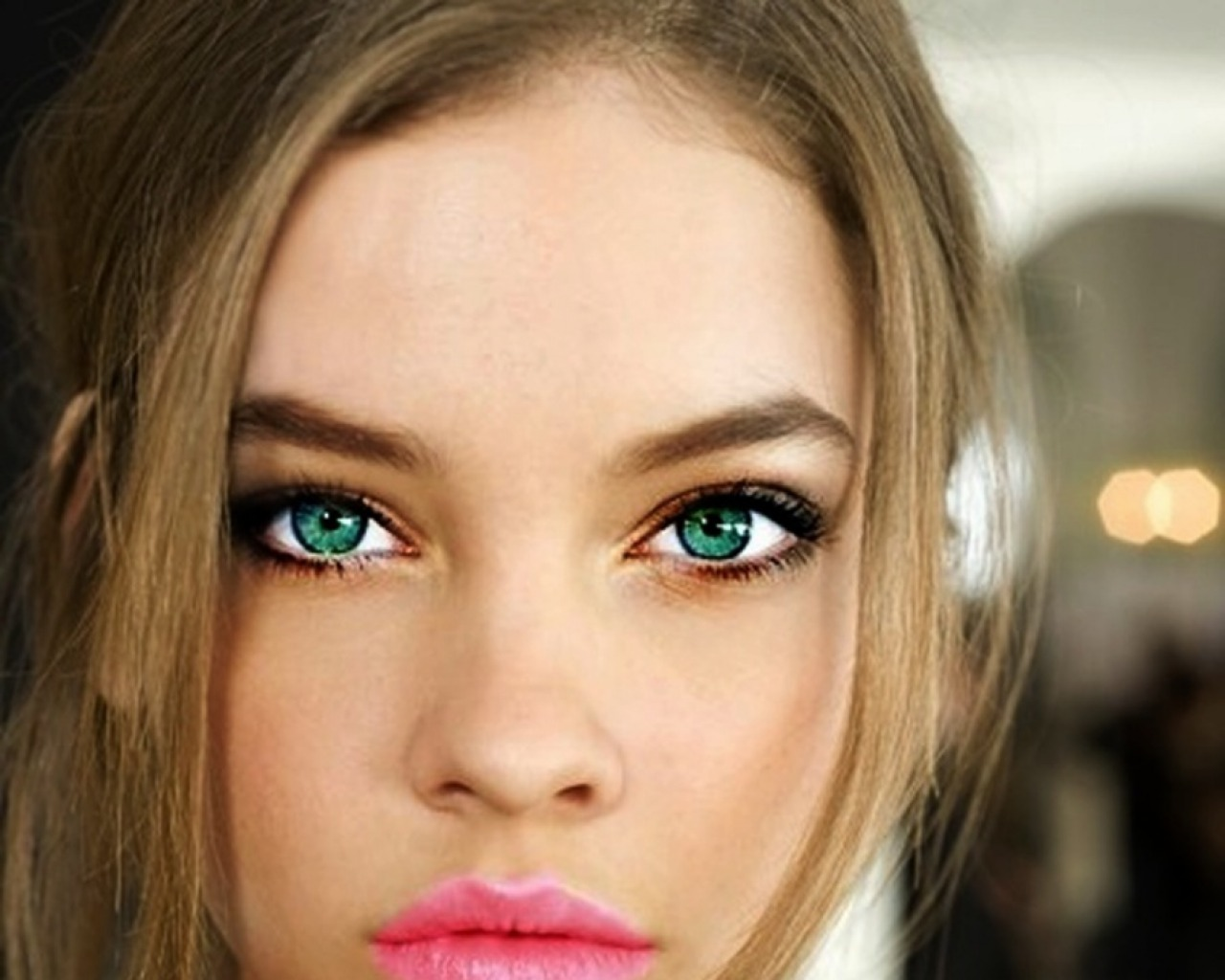 Green eyes makeup tips