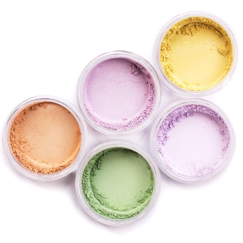 Цветные корректоры для точечной маскировки